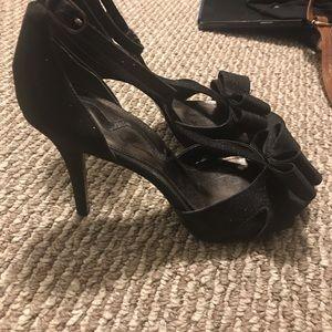 Sparkley Nina Shoes
